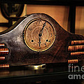 Kaye Menner - Old Mantelpiece Clock