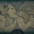 Eti Reid - Old Map Of The World ...