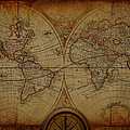 Eti Reid - Old map of the world...
