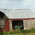 Cassie Peters - Old Red Barn