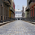 Richard Reeve - Old San Juan - Calle...