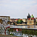 Joanna Madloch - Old Town in Prague from...