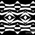 Drinka Mercep - Op Art Black White ...