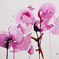Karin Johannesson - Orchid study I