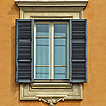 David Letts - Ornate Window of Rome