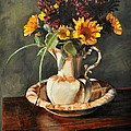 David Larsen - Overlooked Flowers on...