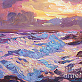 David Lloyd Glover - Pacific Shores Sunset
