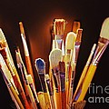 Amalia Suruceanu Art - Paintbrushes