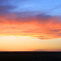 Roena King - Panorama Colorful Sunset