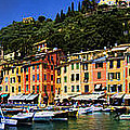 David Smith - Panorama of Portofino...