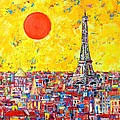 Ana Maria Edulescu - Paris In Sunlight