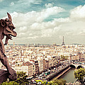 Vivienne Gucwa - Paris - The City from...
