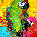 EMONA Art - Parrot Lovers