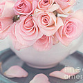 Carolyn Rauh - Pastel Pink Bouquet of...