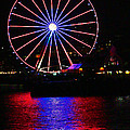 Kym Backland - Patriotic Ferris Wheel