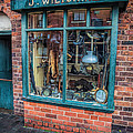 Adrian Evans - Pawnbrokers Shop
