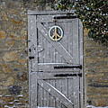 Bill Cannon - Peace Door in the Snow