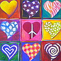 Debi Pople - Peace Love and Heart Art