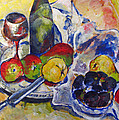 Vladimir Kezerashvili - Pears and figs