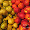 Ausra Paulauskaite - Pears And Peaches. Fresh...