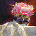 Karen Whitworth - Peony Glow - Square...