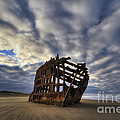 Mark Kiver - Peter Iredale Shipwreck...