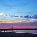 Aimee L Maher - Pier at Sunset
