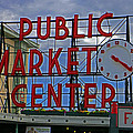 Brad Walters - Pike Place Market
