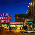Inge Johnsson - Pike Place Market