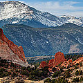 Gregory Ballos - Pikes Peak Panorama