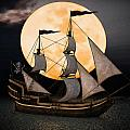 Todd and candice Dailey - Pirate Ship In The Night