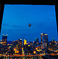 Charlie Cliques - Pittsburgh Skyline At...