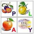 Irina Sztukowski - PLAY Art Alphabet for...