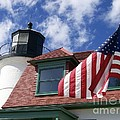 Laurie Loftin - Point Betsie Lighthouse...