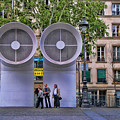 Allen Beatty - Pompidou Center...