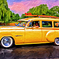 Michael Pickett - Pontiac Surf Wagon