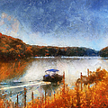 Thomas Woolworth - Pontoon Boat Photo Art 02