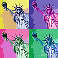 Delphimages Photo Creations - Pop Liberty