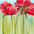 Diane Marcotte - Poppies II