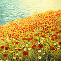 Kiril Stanchev - Poppies of Kaliakra II