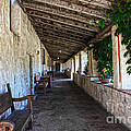RicardMN Photography - Porch on Carmel Mission
