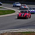 Mike Martin - Porsches Rounding West...