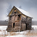 Gary Heller - Portrait of an Old Shack...