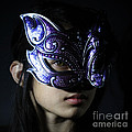 Inspired Nature Photography By Shelley Myke - Princess Warrior Masked...