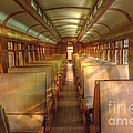 Bob Christopher - Pullman Porter Train Car
