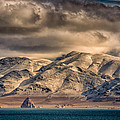 Janis Knight - Pyramid Lake in the...