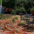 Debra Forand - Quite Little Patio