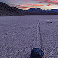 Jerry Fornarotto - Race Track Death Valley