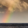 Colin Utz - Rainbow Over A Black...