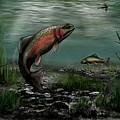 Ron Grafe - Rainbow Trout